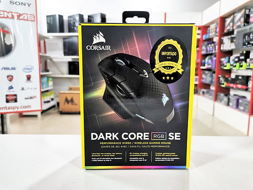 Mouse Wireless Gamer Corsair Dark Core RGB SE
