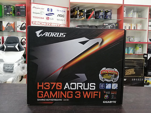 Placa madre H370 Gigabyte AORUS GAMING 3 WIFI