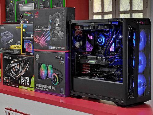 PC Gaming i9-9900KF + RTX 2080 Super Gigabyte OC RGB