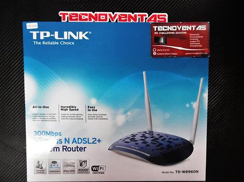 Router Módem Inalámbrico ADSL2+N