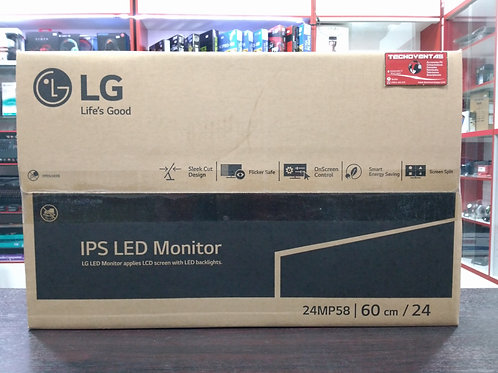 IPS LED Monitor LG 24´´