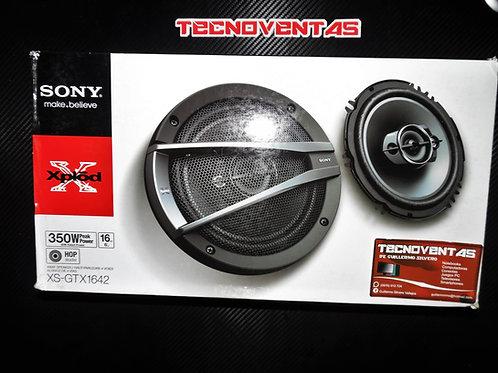 Parlantes XS-GTX1642 6.5`` Sony