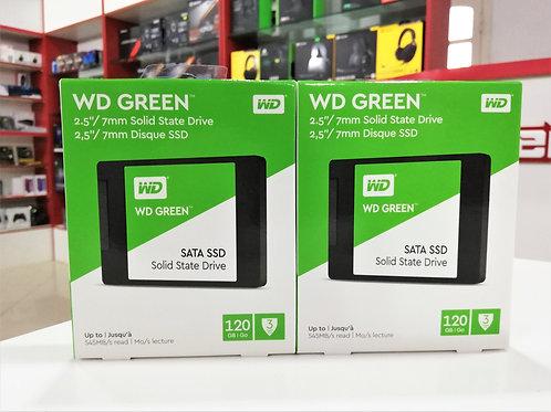 SSD 120GB Western Digital Green