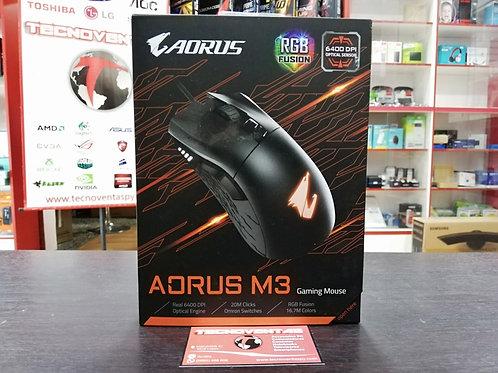 Mouse Gamer Aorus M3