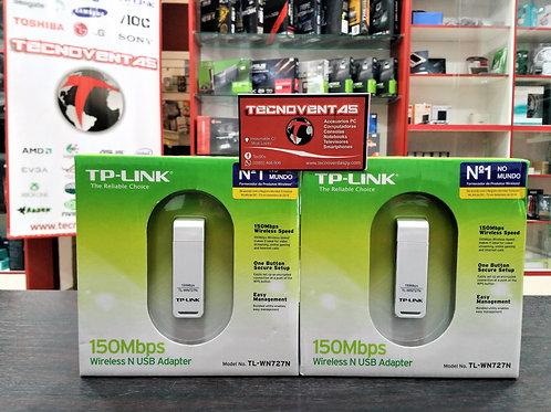 Adaptador USB 150Mbps TP-LINK