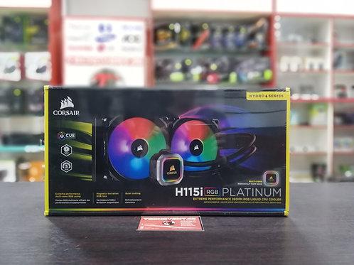 Hydro cooler  CORSAIR H115I RGB PLATINUM