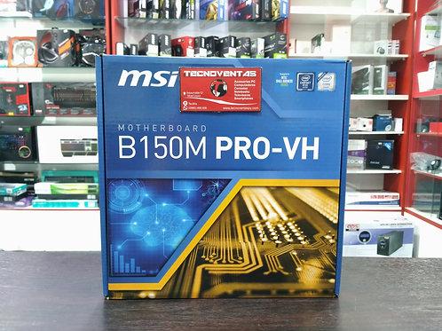 MSI B150M PRO-VH LGA 1151