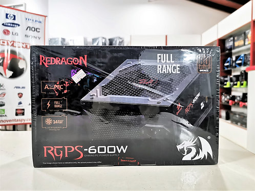 Fuente Redragon 600W 80+ Bronce