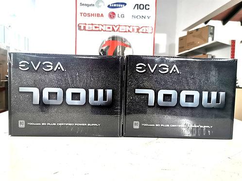 Fuente EVGA 700W 80 Plus White