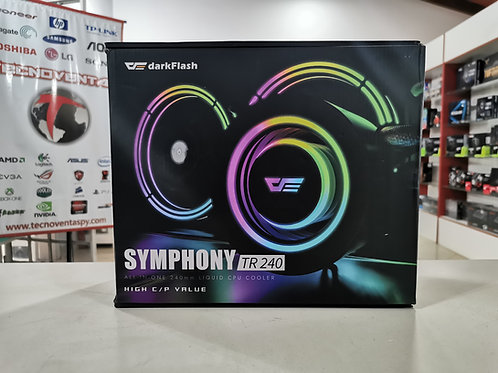 Hydro Cooler DarkFlash  Symphony TR-240