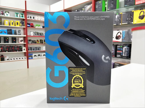 Mouse Gamer Inalámbrico Logitech G603