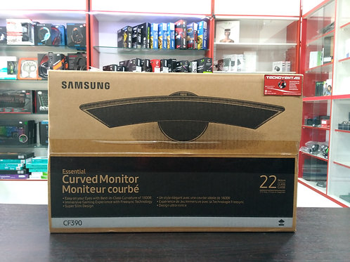 Monitor Curvo Samsung CF390 22´´