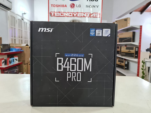 Placa madre MSI B460M-PRO