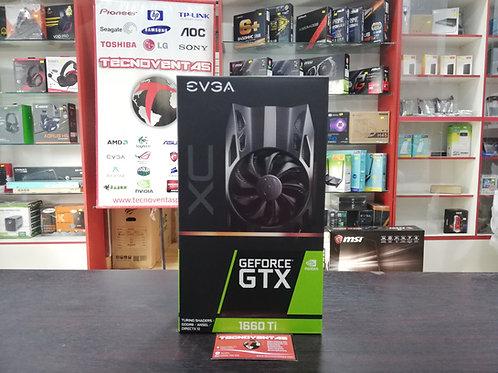 Tarjeta gráfica GTX 1660Ti EVGA XC BLACK