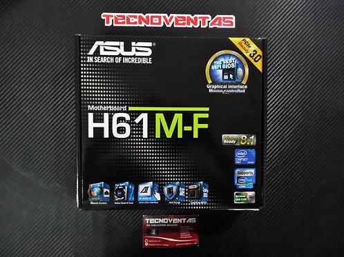 Placa Madre Asus H61 M-F