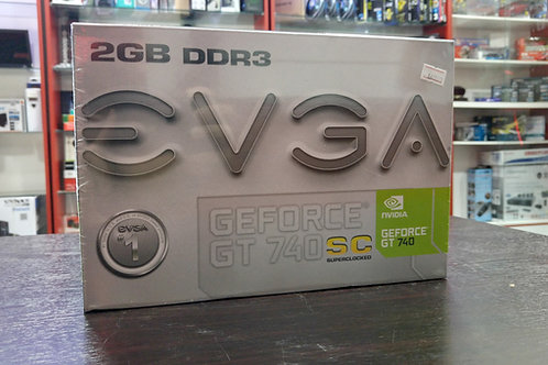 Tarjeta gráfica EVGA Geforce GT 740 SC 2GB