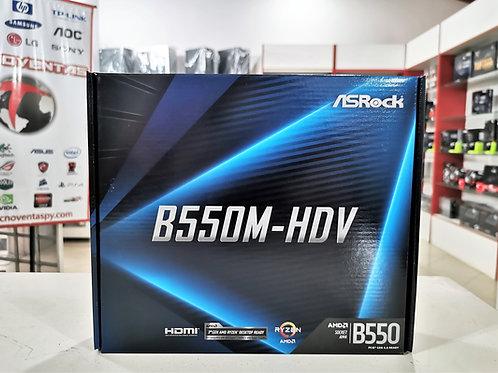 Placa madre Asrock B550M-HDV