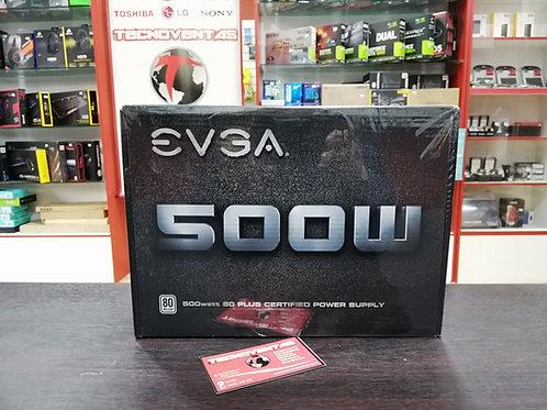 Fuente EVGA 500W
