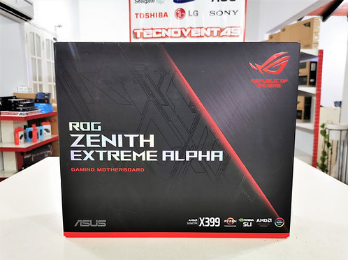 Placa madre Asus Rog Zenith Extreme Alpha