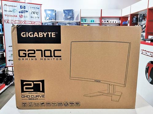 Monitor Gaming 2K 165Hz 27´´ Gigabyte G27QC