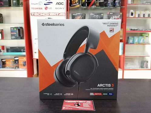Auricular Gamer Steelseries Arctis 3