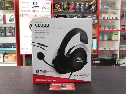 Auricular Gamer HyperX Cloud