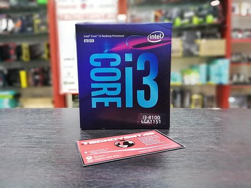 Procesador Intel Core i3-8100 LGA 1151