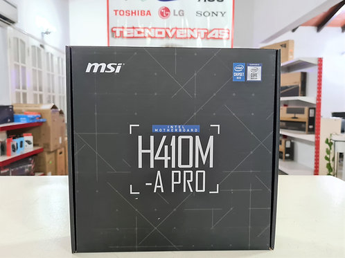 Placa madre MSI H410M-A PRO