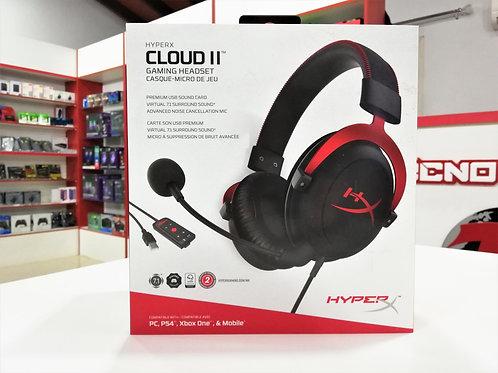 Auricular Gaming HyperX Cloud II