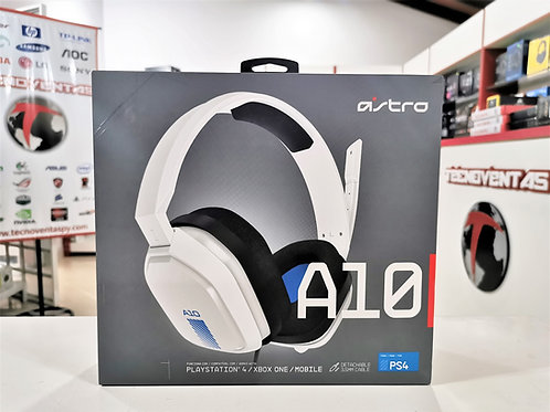 Auricular Gaming Logitech Astro A10 PS4