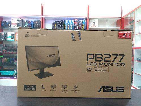 Monitor Gamer Asus 2K 75Hz 27´´ PB277