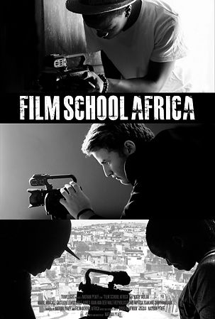 Film School Africa Documentary Poster