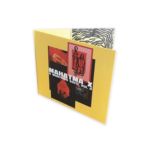 HAM020 - Mahatma X 'A Mobtown Suite Vol. 2' CD