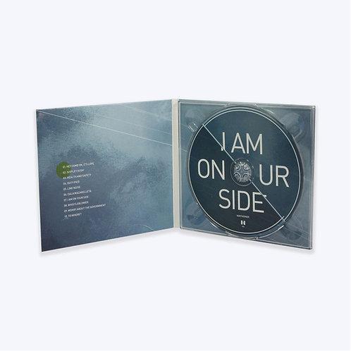 HAM006 - Northerner 'I Am On Your Side' CD