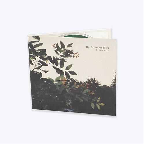 HAM004 - The Green Kingdom 'Prismatic' CD