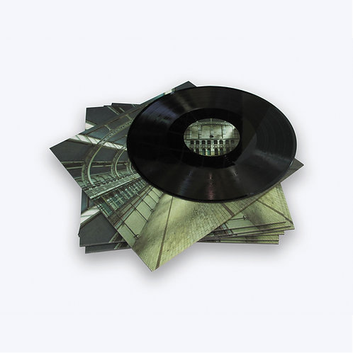 HAM016 - Fieldhead 'We've All Been Swimming' LP. Regular Black Vinyl.