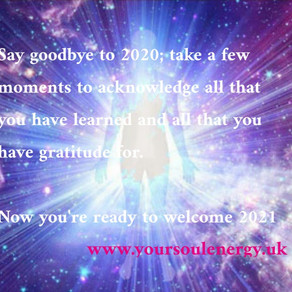 A New Year message
