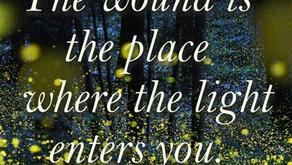 Your discomfort is your doorway