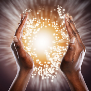 You ARE the healing power!