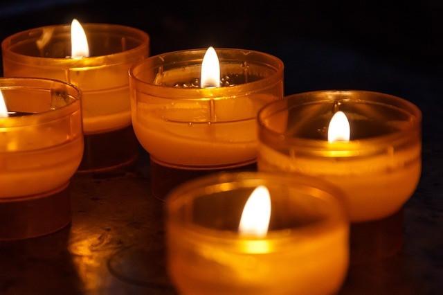 meditative candles