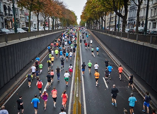 Blog March Day 16: Diana Adams' Guide to Staying Healthy in the Resistance Marathon