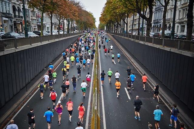street marathon