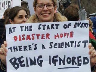 Blog March Day 25: Marie Gilbert Talks Science vs Alternative Facts
