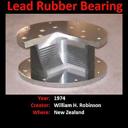 innovationnewzealand LEAD RUBBER BEARING