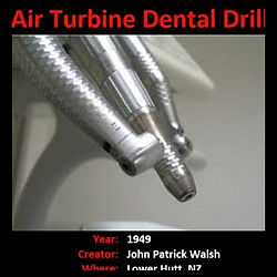 innovationnewzealand AIR TURBINE DENTAL