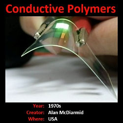 innovationnewzealand CONDUCTIVE POLYMERS