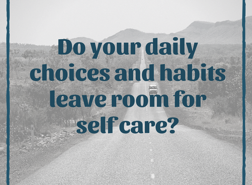 Making Time for Your Health: What You Prioritize, You Can Afford.