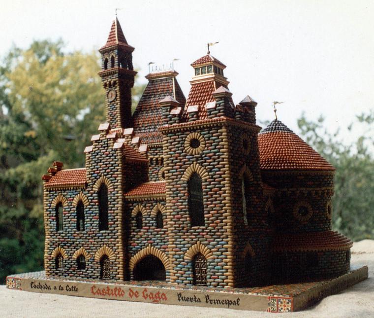 Пластилиновый замок
