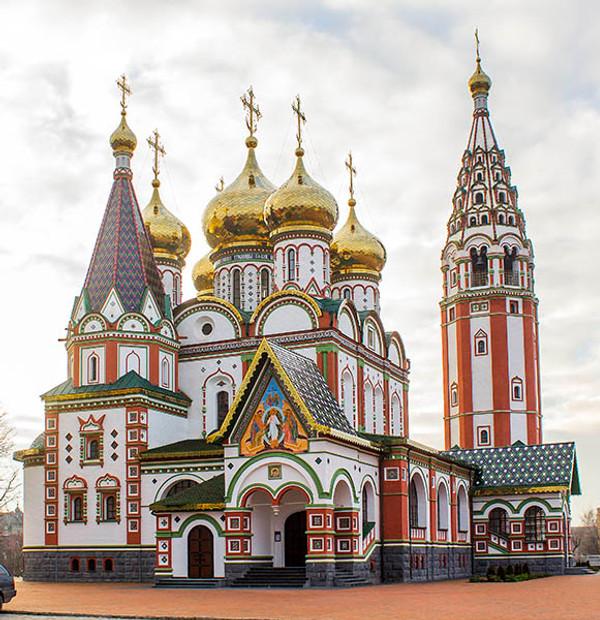 Храм Всех Святых г. Гусев