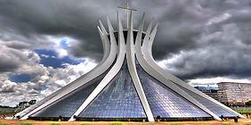 Бразилиа, собор, Оскар Нимейер